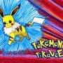 Pikachu Eevee by Spiderberry