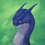 Derp Dragon by Malbort