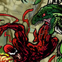 Carnage vs Lizard