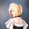 Grumpy Yuri maid