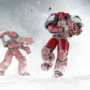 Space Marines VI - Blizzard by Janovich