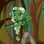 Elf by Pandabjoern