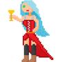 lady 2 by hogofo