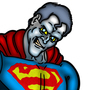 Bizarro Superman by Dobbinsky