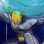 Titan Atlas by Yoenn