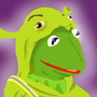 Kermit the Ogre by Portimations