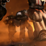 Space Marines VIII - Hellfire Crusade by Janovich