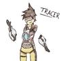 Tracer - FanArt