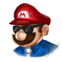 Mario by tarfacraft