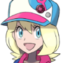 My Serena from Pokemon XY by Braivety