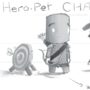 Hero and Pet Challenge Idea Sheet by Mart456