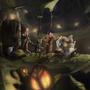 Mice Journey by Bacrylic