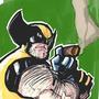 Wolverine by Kakiusko