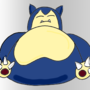 Snorlax: Extra Fat by DropOrb
