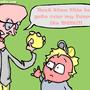 The Angry Neighbor by yellowbouncyball