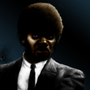 Samuel Jackson Attempt by Satyrcake