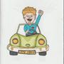 Boy racer by Jonesy1970