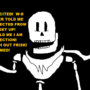Under-Tale - Skeleton Knows What He's Made Of by AbsurdTyler