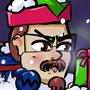 Bo Nrr the Christmas Crab by BoNrr