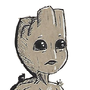 Baby Groot by LauraBR