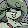 Another Alien Girl by joecruely