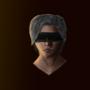 Blind boy by Saganowski