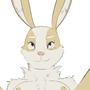 rabbit by lilm00nie