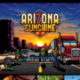 Arizona Sunshine Pixel Art Collage