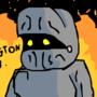 Fattington Guy by FlamingIceCubeNG