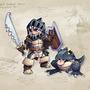 Spiv's Swamp Kingdom Hero + Bog Frog Pet [Hero + Pet Challenge]