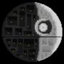(Pixel Death Star)
