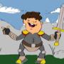 COTM knight WIP #6 by Littleninja02
