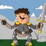 COTM knight WIP #7 by Littleninja02