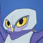 Knight Owl by WideEyedJackolantern