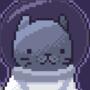 Catstronaut by Nemuli