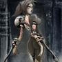 Zombie acid girl