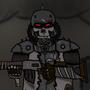 WasteLand Soldier by Kingalien12
