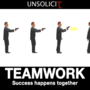 Teamwork by Unsolicitau