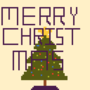 Christmas Tree Pixel Art by DestroyerXL44