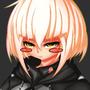 Shizuku: The Warden (Character Design) by InsanityKurai