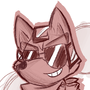 Fox McCloud with Shades m8 B) by Vladinym