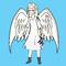 Wounded Angel/Haavoittunut enkeli