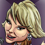 Joan Rivers by CalebHarms
