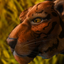 Tiger in the Jungle by deafguitarist063