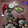 Merry Xmas by ApocalypseCartoons