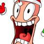 Merry Wormsmas 2016 by DoodlingHitman