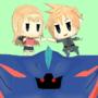 World of Final Fantasy Fanart by Nimroder