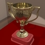 3D Trophy by Kaicy