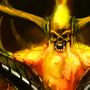 Fire Whip, Lava beard guy by Dizimz