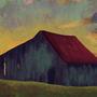 Barn by SKillustration